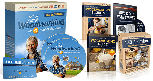 Teds Woodworking Plans Reviews and Discount