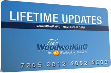teds woodworking membership